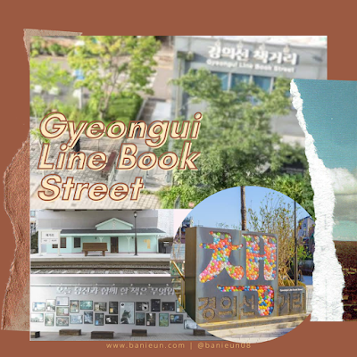 Gyeongui line book street