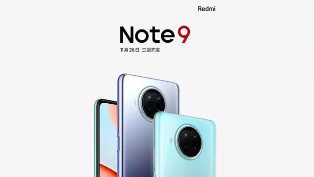 Redmi Note 9 5G Series is going to be launched in China on 26 November with Snapdragon 750G Chipset