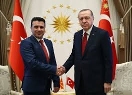 Τα σύνορα της Ευρώπης με τον Ερντογάν και τον Ζάεφ
