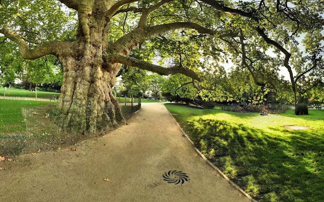 miejsca na piknik w Paryżu