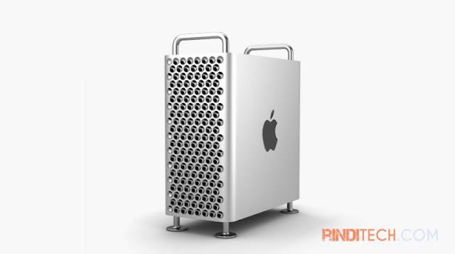 Apple New Mac Pro - Desain Aneh yang sebenarnya Sangat Fungsional