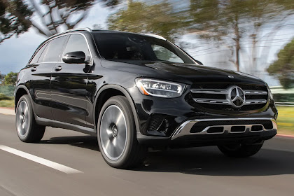 2020 Mercedes Benz GLC 300 4MATIC SUV Review, Specs, Price
