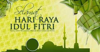 Kumpulan Ucapan Selamat Idul Fitri TERPOPULER ..