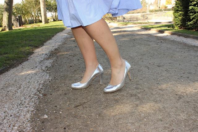 chaussures André les petites bulles de ma vie