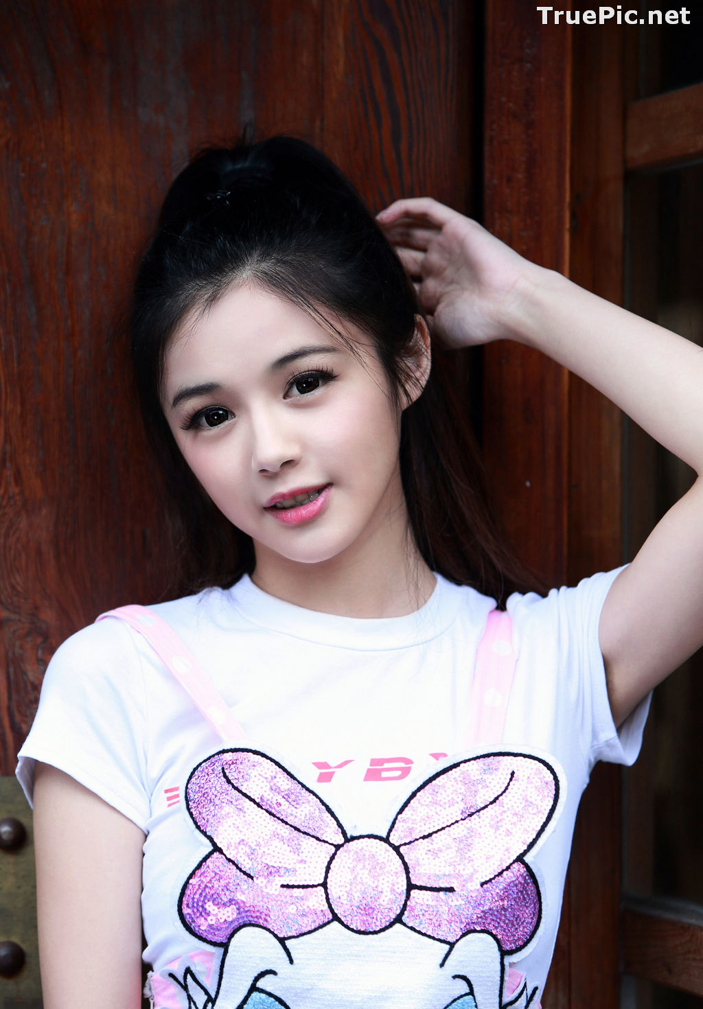 Image Taiwanese Model - 黃旺旺 - Lovely and Naughty Girl - TruePic.net - Picture-1