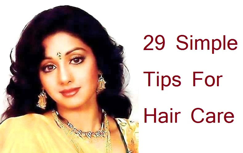 Simple Tips For Hair Care During Pregnancy