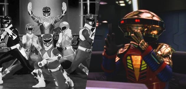 5 coisas sem sentido em Power Rangers