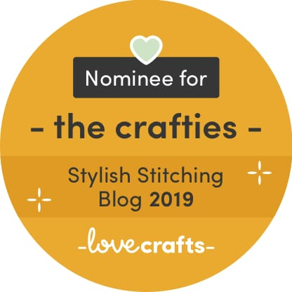 Nominee for the Crafties