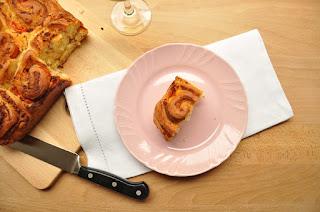 Italian Savoury Tuna Rose Cake with Thermomix