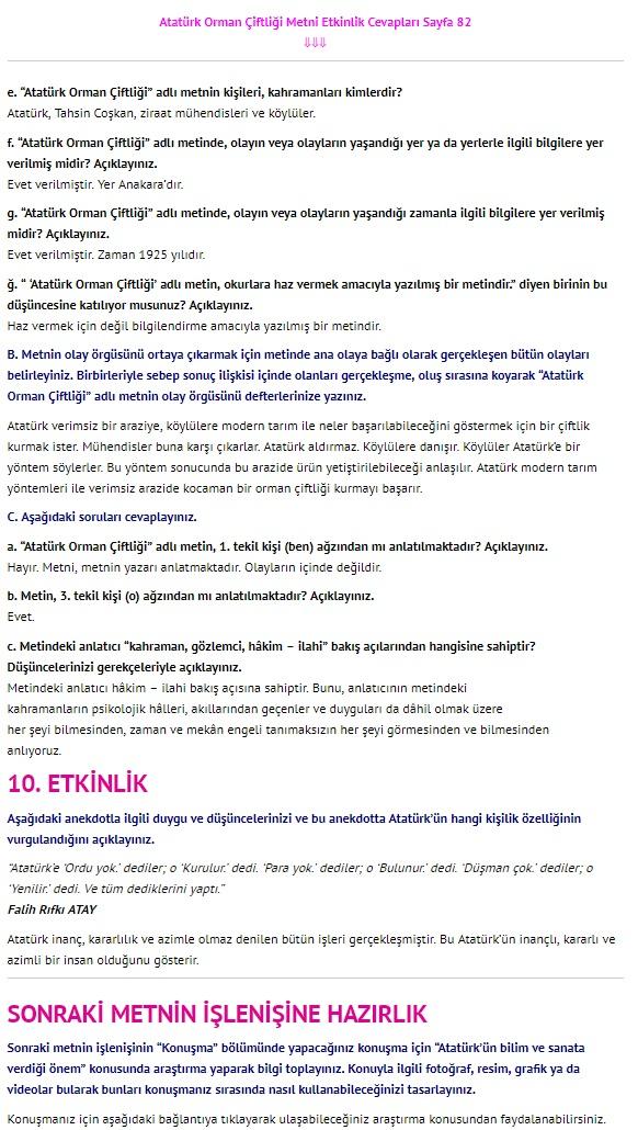 Atatürk Orman Çiftliği sayfa 82