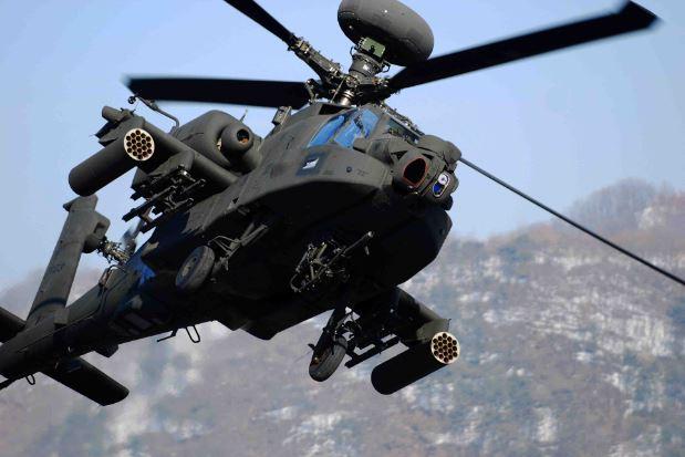 Boeing AH-64 Apache specs