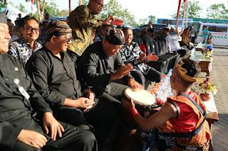 111 Grup Hadrah Meriahkan Festival Seni Hadrah Se Jawa Timur 2019 di Kabupaten Jember