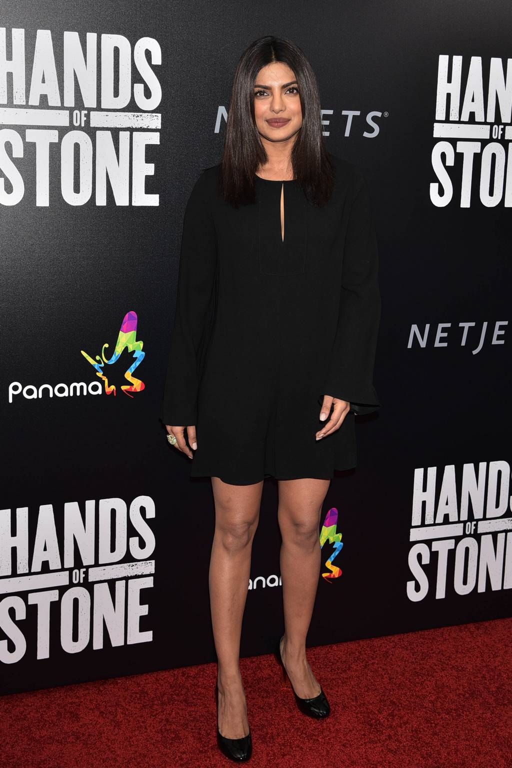 Priyanka Chopra – Hands of Stone Film Premiere in New York on August 22, 2016