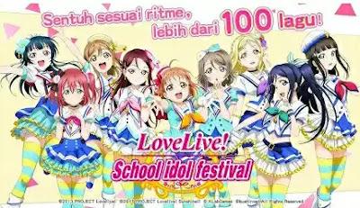 LoveLive!School idol festival Terbaru
