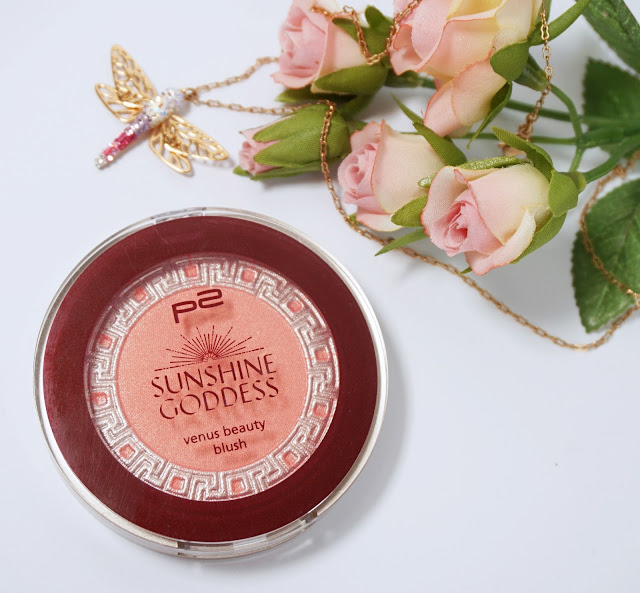 p2 - Sunshine Goddess Venus Beauty Blush (010 sensual rose)