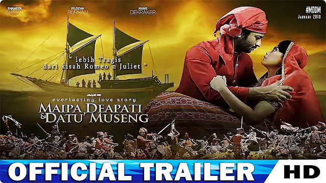 Download Film Maipa Deapati Dan Datu Museng (2018) WEB-DL