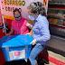 Reciben comerciantes despensas por parte del DIF Ixtapaluca