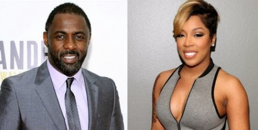 K Michelle has a nervous breakdown over Idris Elba during radio interview