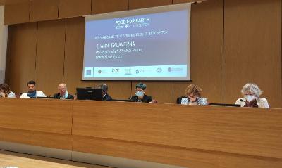 Cibo, Braia: da Matera messaggi per sostenibilità globale