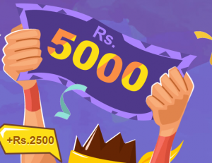 Get Paytm Rs. 2500 On Signup & Win Rs. 5000 Paytm