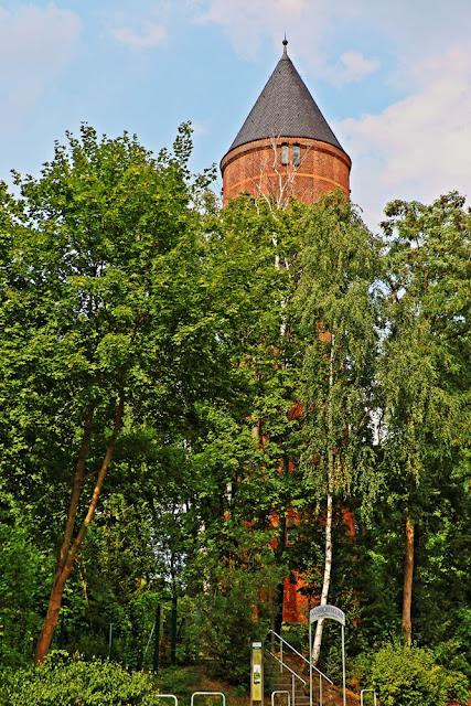 Wasserturm Lübz