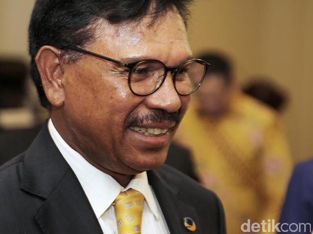 NasDem Pertanyakan Check and Balance Pemerintah Jika Prabowo Bergabung