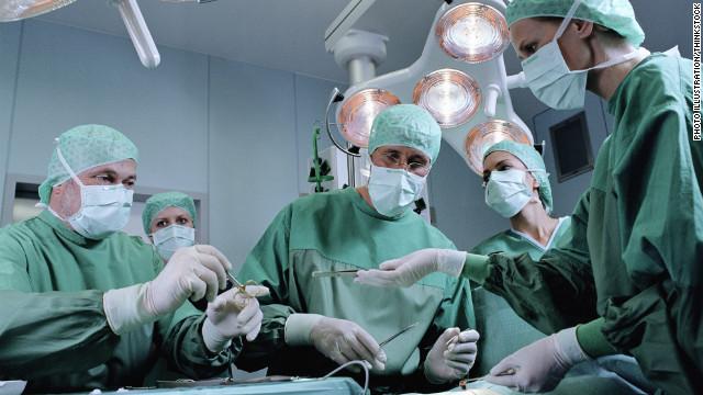 تخصص الطب و الجراحة / الطب البشري