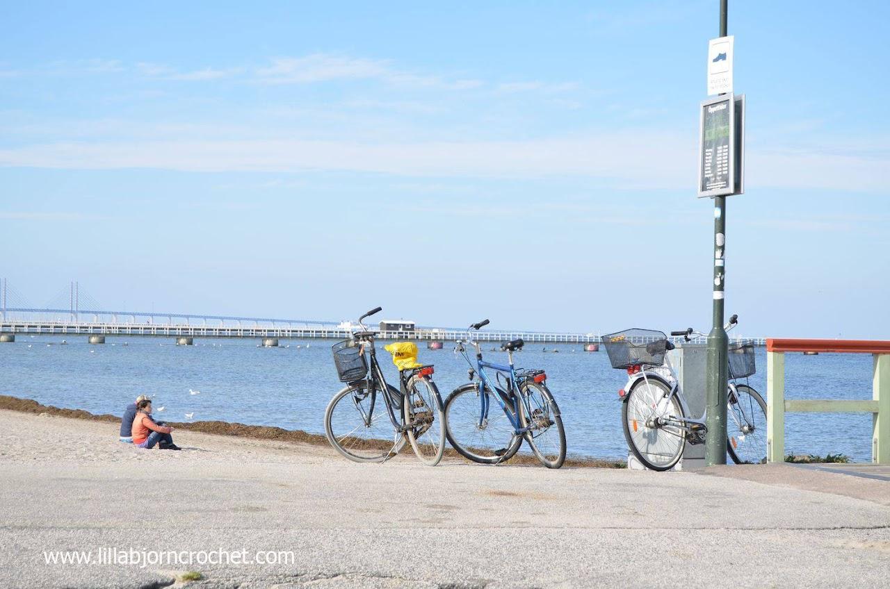 Beach in Malmö