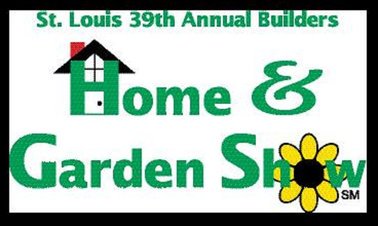 St Louis Home And Garden Show   March 3   6, 2015 Booth #3511
