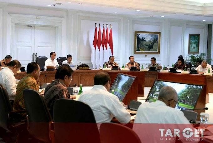 Presiden Joko Widodo Beri Arahan Penyusunan Pagu Indikatif RAPBN 2020