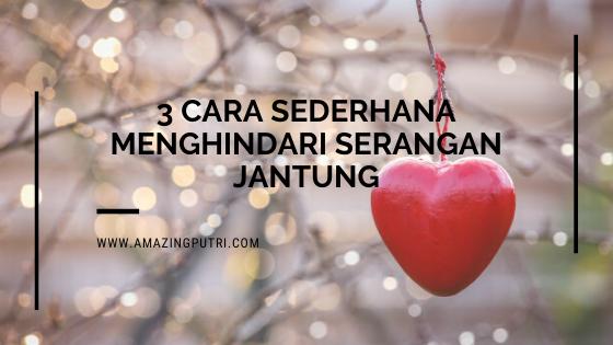 3 Cara Sederhana Hindari Serangan Jantung yang Merenggut Nyawa Ashraf Sinclair