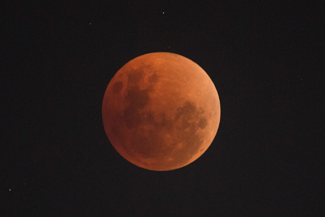 Super Blue Blood Moon di Indonesia