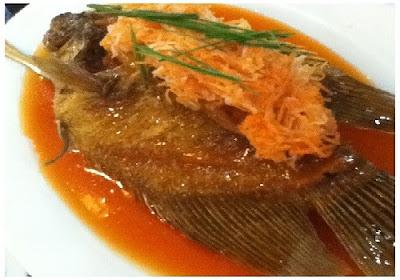 Resep Ikan Gurame Saus Asam Manis
