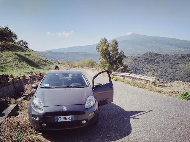 Gdzie wypożyczyć samochód na Sycylii