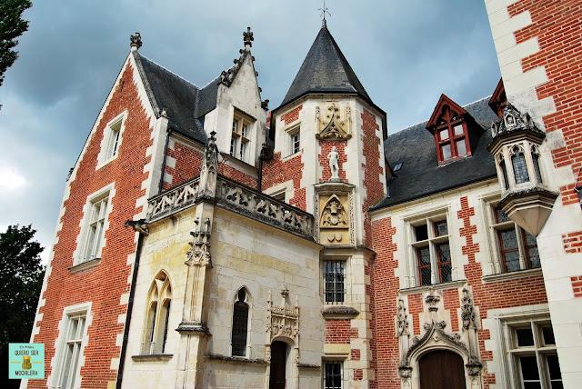 Castillo de Clos Lucé, Valle del Loira