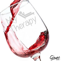 Product Review: My Therapy Funny Wine Glass by Get Me Tipsy