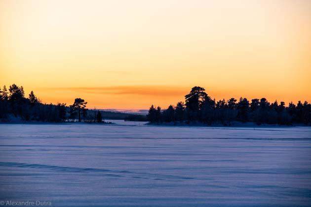 Como ver a Aurora Boreal na Lapônia