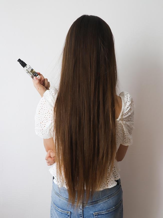 jedwab do włosów działanie