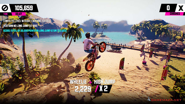 Urban Trial Playground Gameplay Screenshot 3
