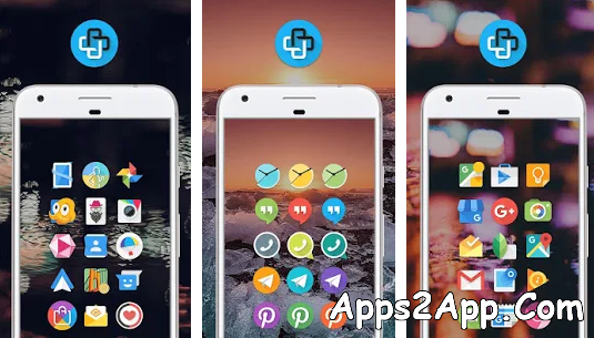 Mate UI – Material Icon Pack APK v2.4 [Patched] [Latest]