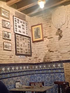 Churros, Seville