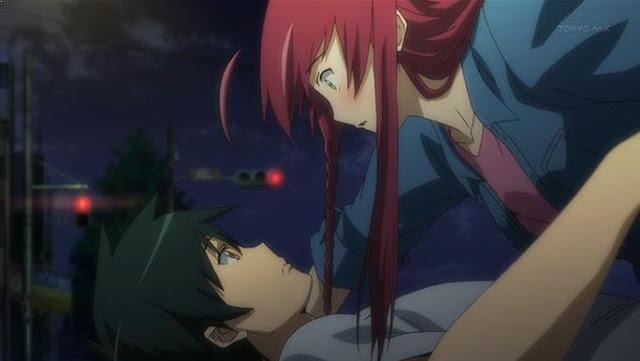 Hataraku Maou-Sama (The Devil Is a Part-Timer!) - Best Fantasy Romance Anime list