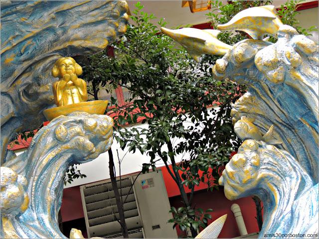 Ebisu en el Santuario Kanda Myojin, Tokio