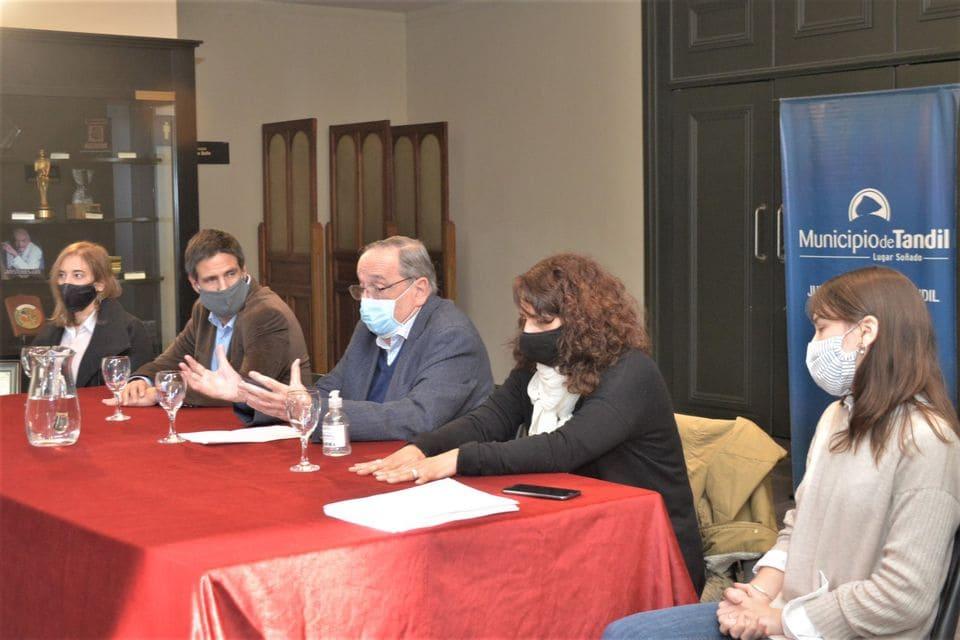"""Tandil entrará al """"Estadío Rojo"""", confirman desde el Comité de Seguimiento del coronavirus"""