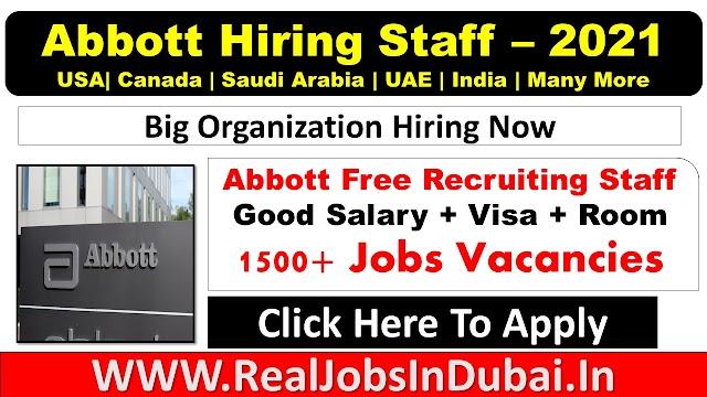 Abbott Careers Jobs Vacancies In All Over World