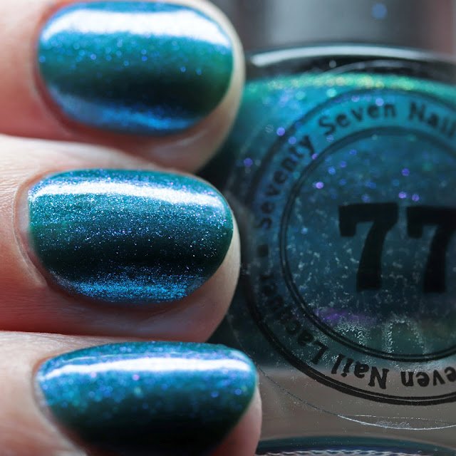 Seventy-Seven Nail Lacquer 6 Years and Counting