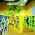Desain  Interior  Perpustakaan Sekolah