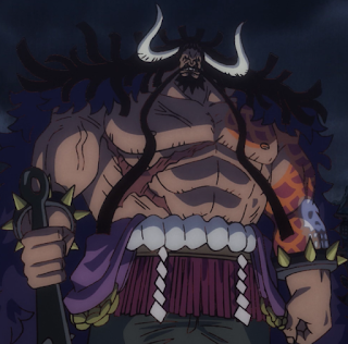One Piece: kaido