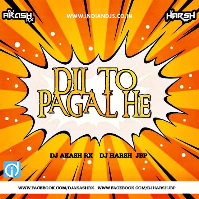 Dil to pagal hai remix dj, id, indiandjs, djs song, djs remix, djs new song, download djs songs, download dj remix,
