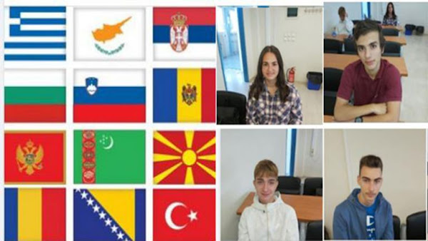 Στυλίδα: Χάλκινο μετάλλιο για την μαθήτρια του Λυκείου Στυλίδας Αναστασία Νεράϊδα στην 2η Βαλκανική Ολυμπιάδα Φυσικής